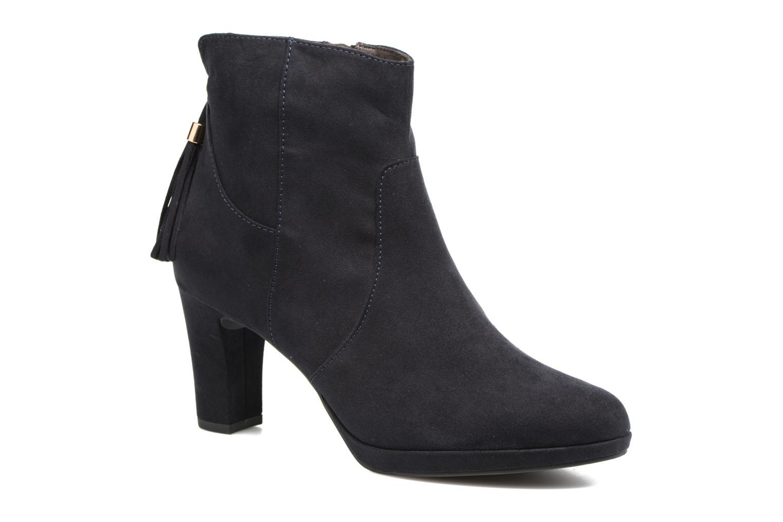 Bottines et boots Tamaris Ancala Bleu vue détail/paire