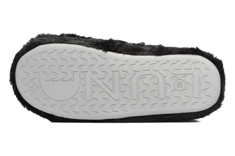 Chaussons Boots Femme Etoile Noir