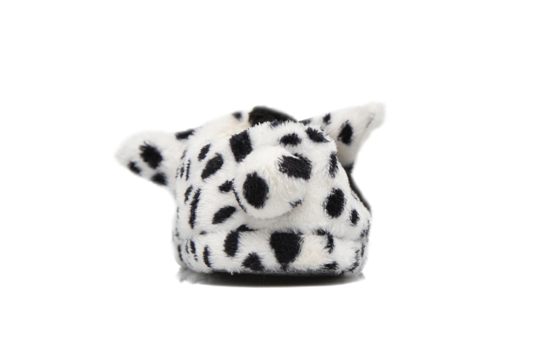 Chaussons Sarenza Wear Chaussons Fille Animal Blanc vue droite
