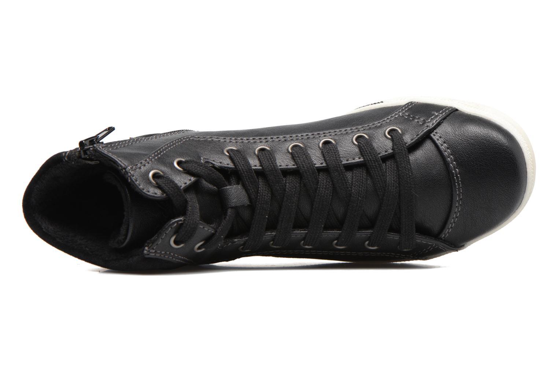 Sneakers Dockers Janja Zwart links