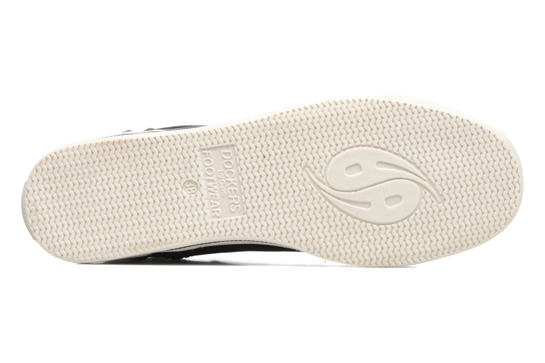 Sneakers Dockers Janja Zwart boven
