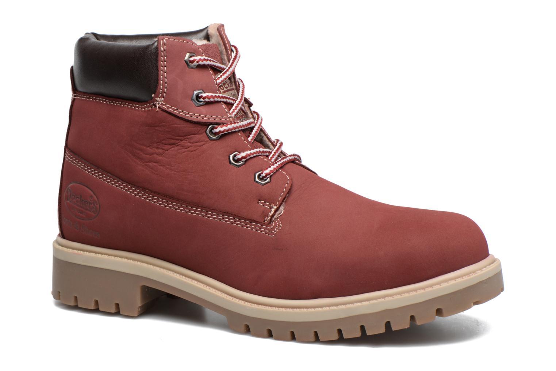 Los Los Los últimos zapatos de hombre y mujer Dockers Klara (Vino) - Botines  en Más cómodo 9edef4