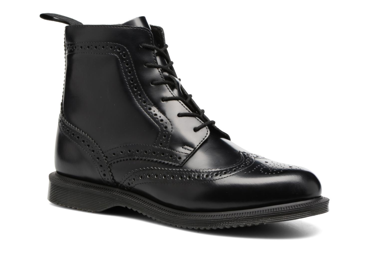 Grandes descuentos últimos zapatos DR. Martens Delphine (Negro) - Botines  en Más cómodo