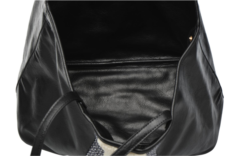 Cabas Chiva Noir/ecru