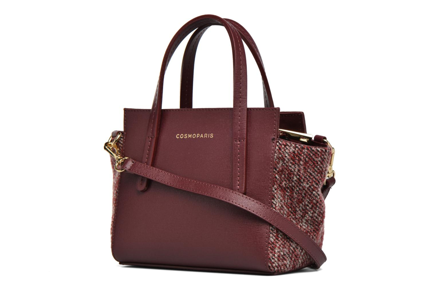 Crossbody Meya Laine Bordeaux