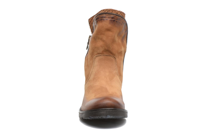 Bottines et boots Sweet Lemon L.23.Ronja Marron vue portées chaussures