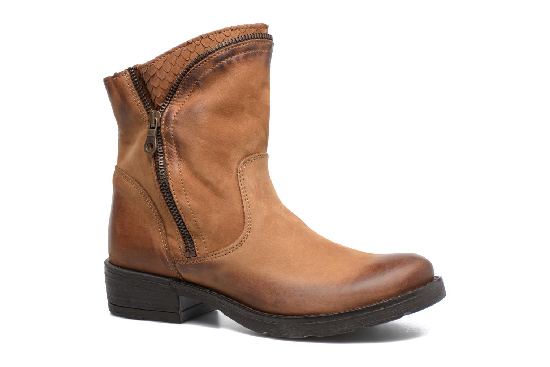 Bottines et boots Sweet Lemon L.23.Ronja Marron vue détail/paire