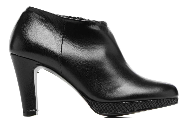Bottines et boots Anna Volodia Ainora Noir vue derrière