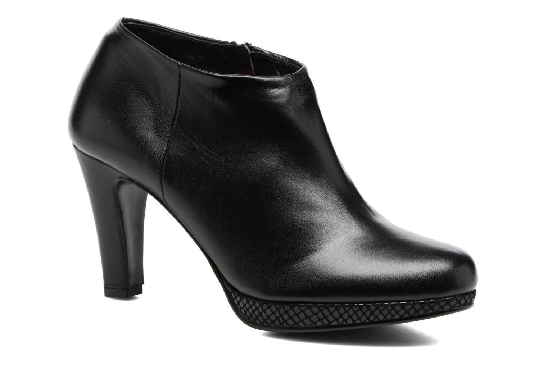 Bottines et boots Anna Volodia Ainora Noir vue détail/paire