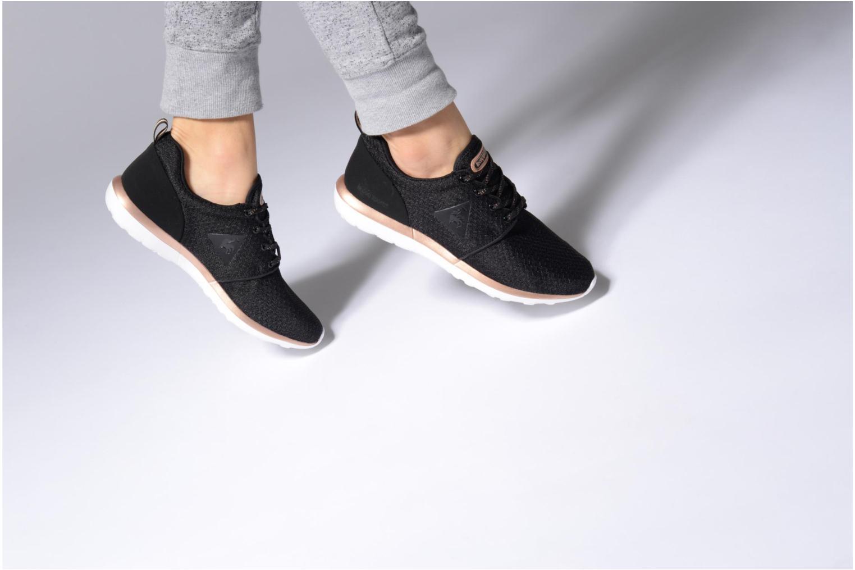 53633c00763f ... Zapatos promocionales Le Coq Sportif Dynacomf W (Naranja) - Deportivas  Casual salvaje ...