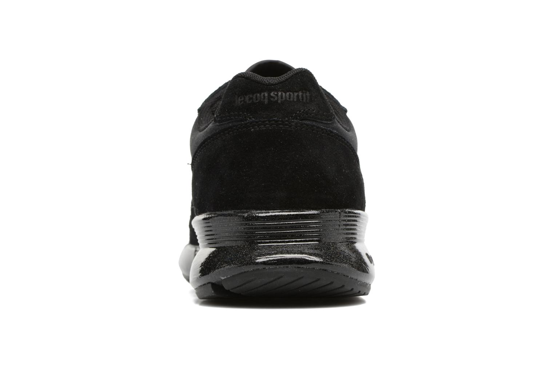 Baskets Le Coq Sportif Omega W Noir vue droite