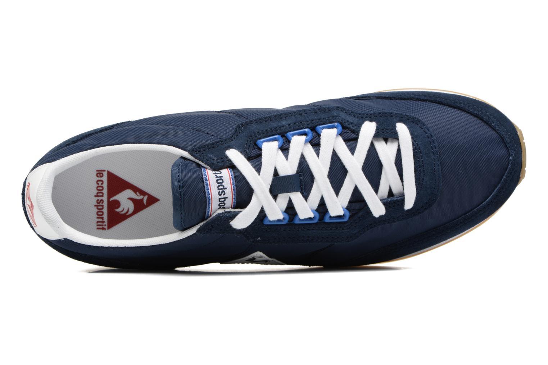 Baskets Le Coq Sportif Azstyle Gum Bleu vue gauche