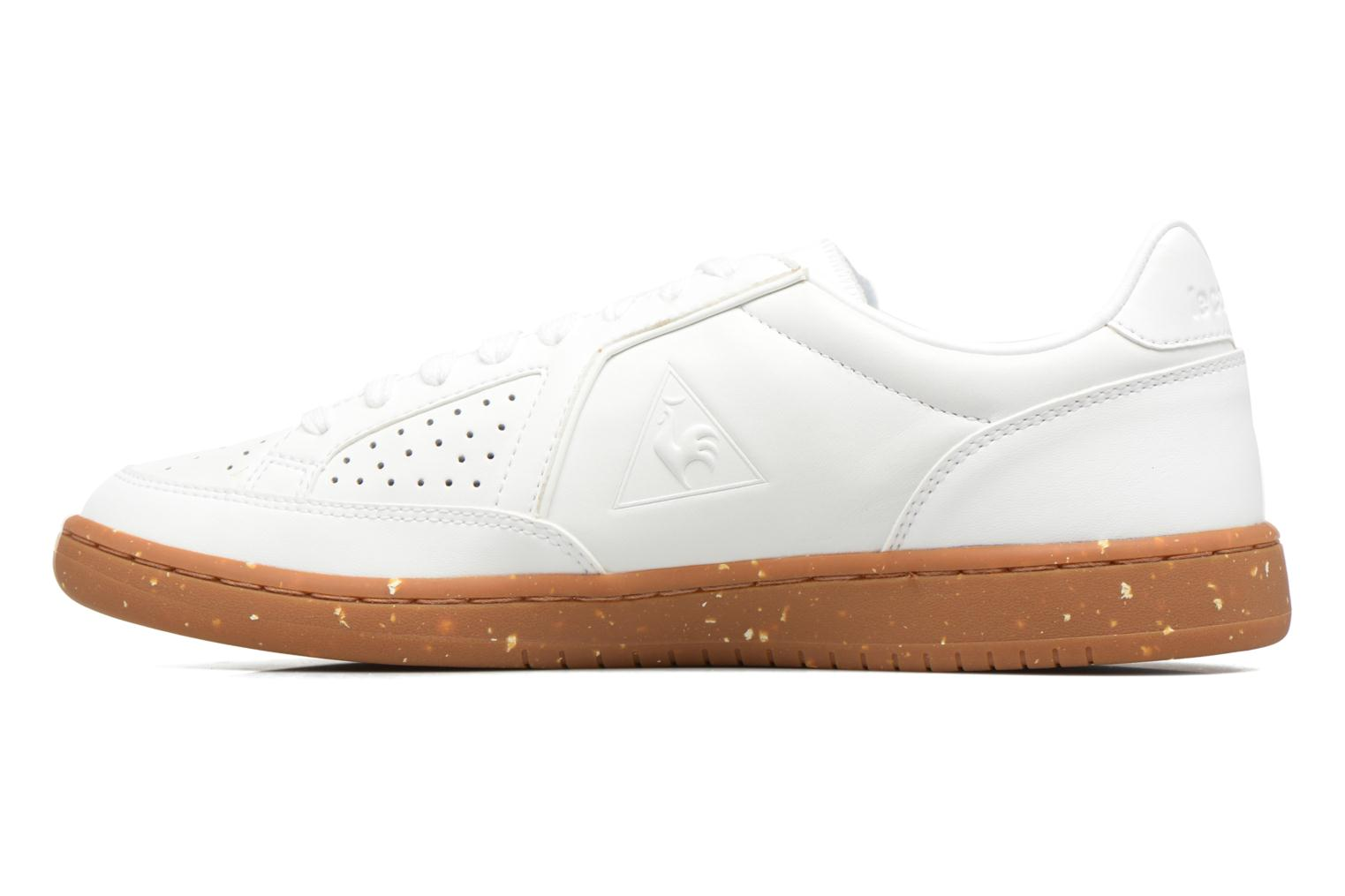 Baskets Le Coq Sportif Icons Blanc vue face