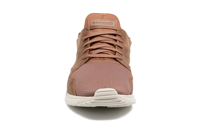 Baskets Le Coq Sportif LCS R Pure Marron vue portées chaussures