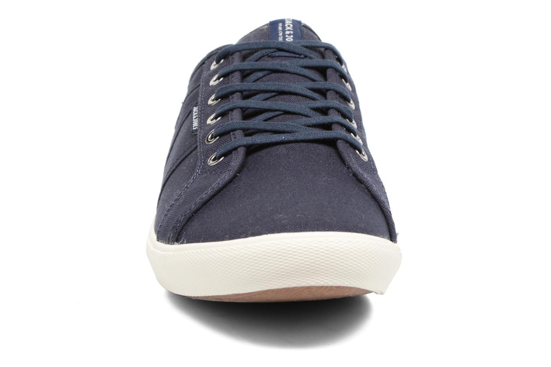 Baskets Jack & Jones JFWROSS Bleu vue portées chaussures