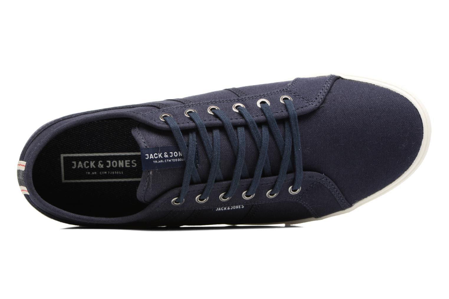 Sneakers Jack & Jones JFWROSS Blauw links