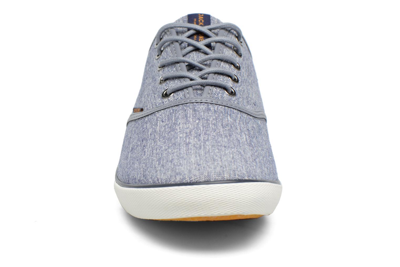 Baskets Jack & Jones JFWSCORPION Bleu vue portées chaussures