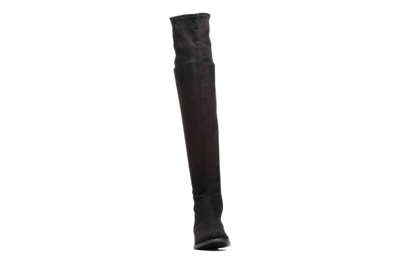 Bottes COSMOPARIS JALY/VEL Noir vue portées chaussures