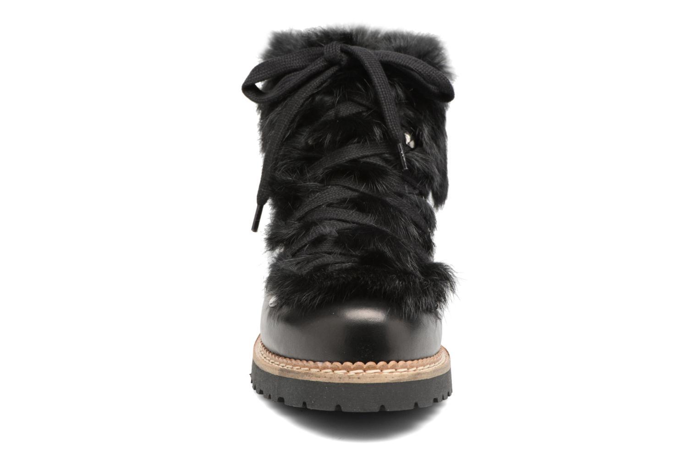 Bottines et boots COSMOPARIS ELIZA Noir vue portées chaussures