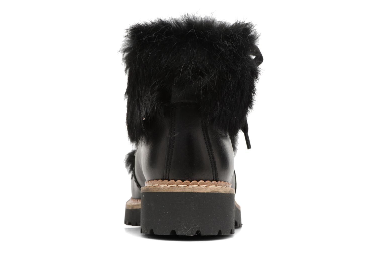 Bottines et boots COSMOPARIS ELIZA Noir vue droite