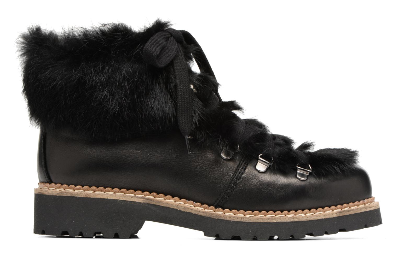 Bottines et boots COSMOPARIS ELIZA Noir vue derrière