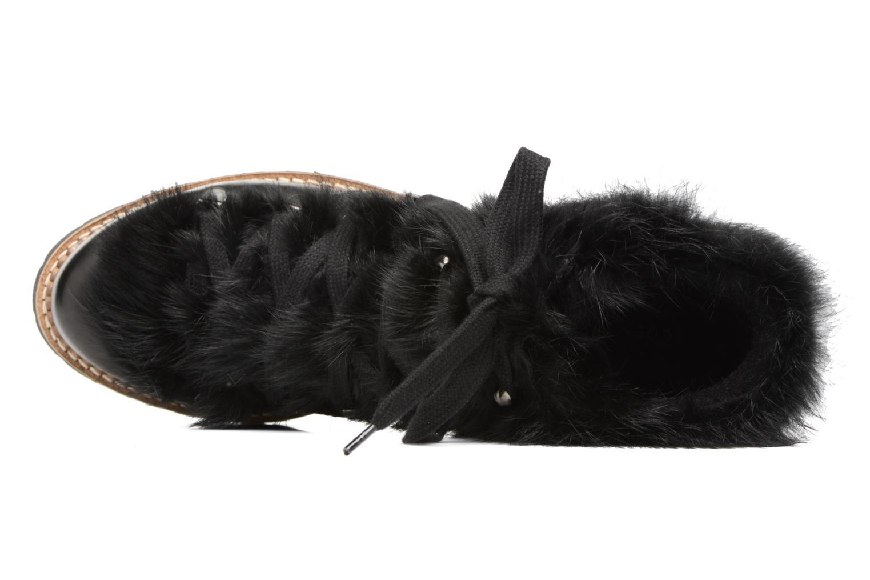 Bottines et boots COSMOPARIS ELIZA Noir vue gauche