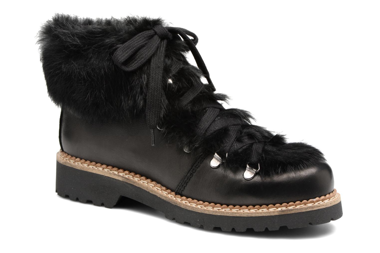 Bottines et boots COSMOPARIS ELIZA Noir vue détail/paire