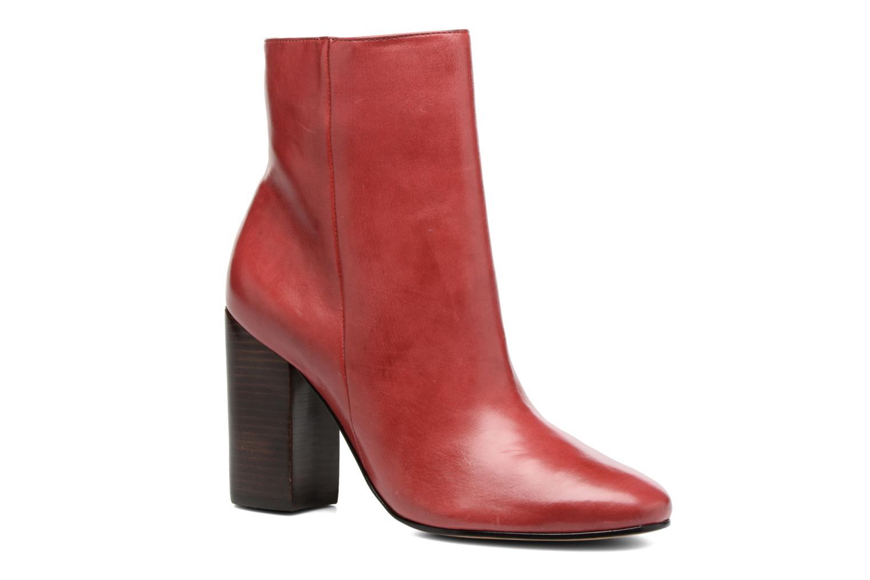 Zapatos cómodos y versátiles COSMOPARIS ASSAYA (Rojo) - Botines  en Más cómodo