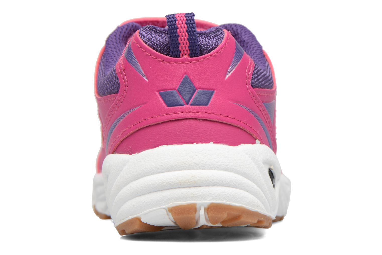 Chaussures de sport LICO Bob Vs Rose vue droite