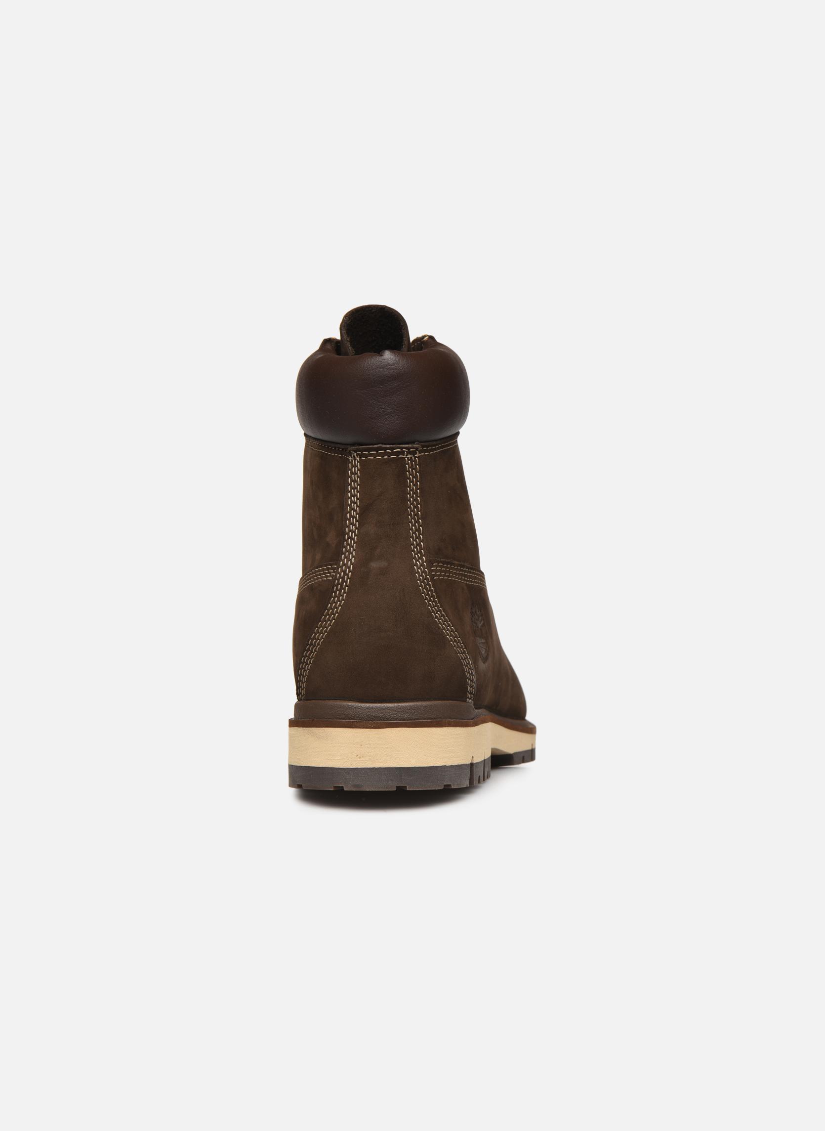 """Boots en enkellaarsjes Timberland Radford 6"""" Boot WP Bruin rechts"""