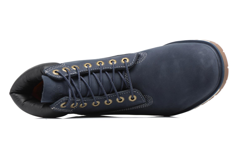"""Bottines et boots Timberland Radford 6"""" Boot WP Bleu vue gauche"""