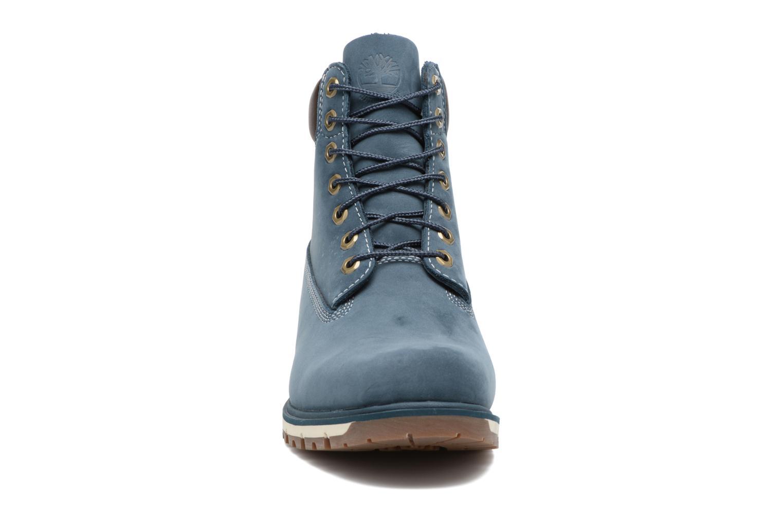 """Stiefeletten & Boots Timberland Radford 6"""" Boot WP blau schuhe getragen"""