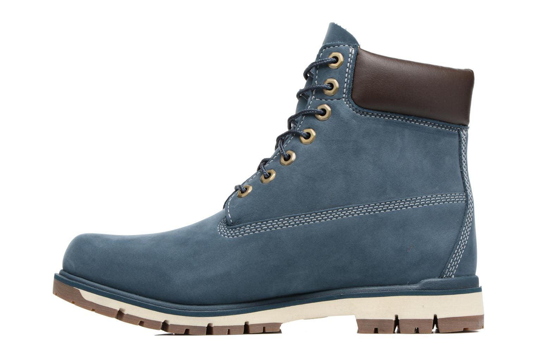 """Stiefeletten & Boots Timberland Radford 6"""" Boot WP blau ansicht von vorne"""