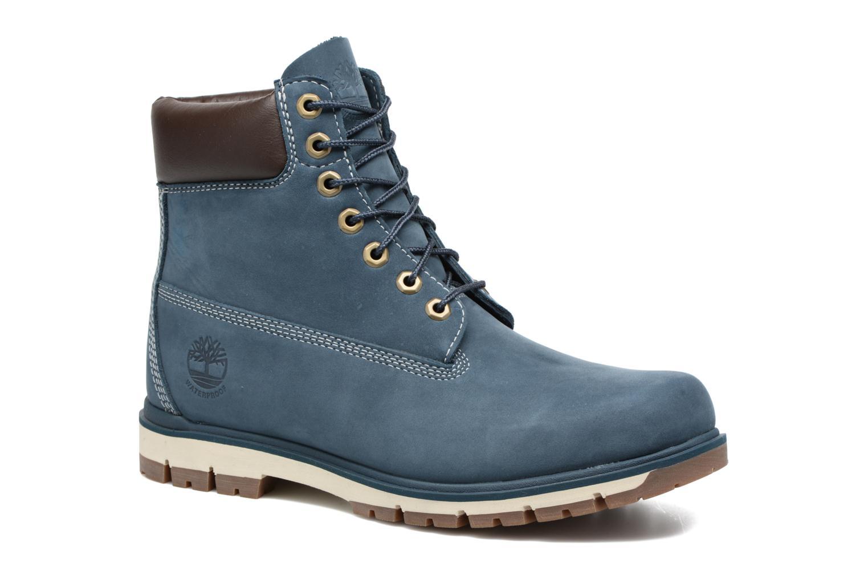 """Bottines et boots Timberland Radford 6"""" Boot WP Bleu vue détail/paire"""