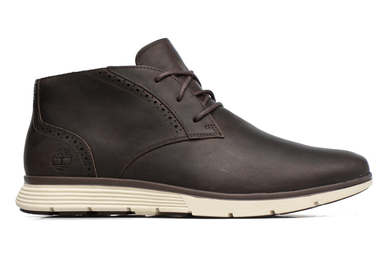 Chaussures à lacets Timberland Franklin Prk Chukka Noir vue gauche