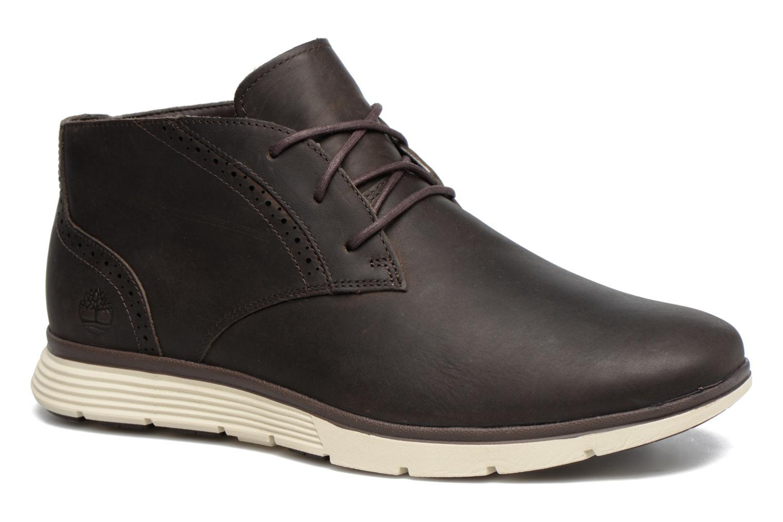 Chaussures à lacets Timberland Franklin Prk Chukka Noir vue détail/paire