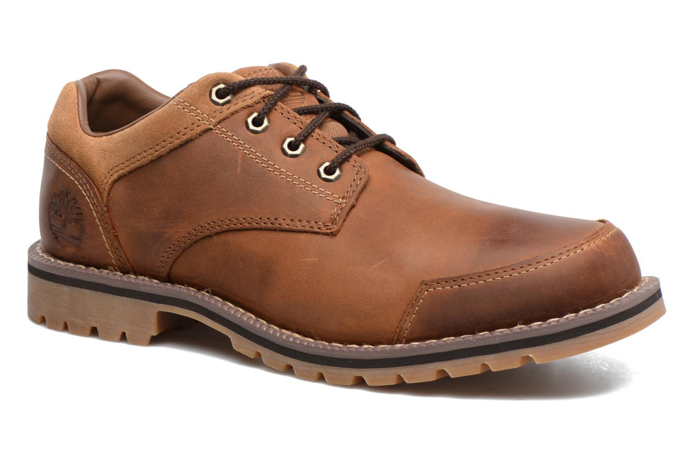 Chaussures à lacets Timberland Larchmont Oxford Marron vue détail/paire