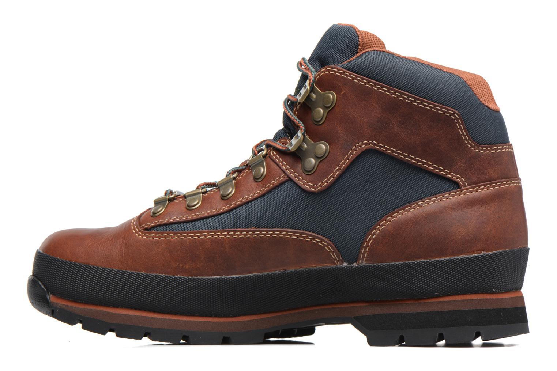 Bottines et boots Timberland Euro Hiker GTX Marron vue face