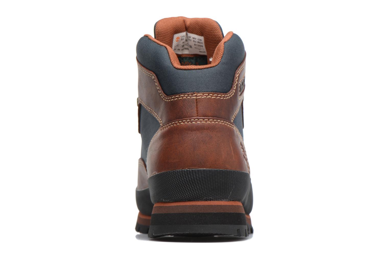 Bottines et boots Timberland Euro Hiker GTX Marron vue droite