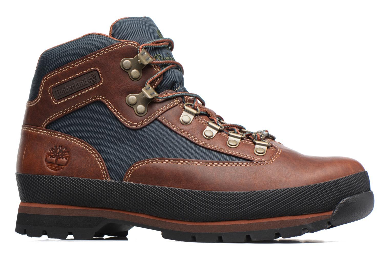 Bottines et boots Timberland Euro Hiker GTX Marron vue derrière