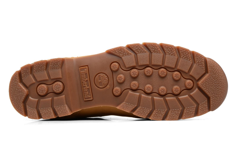 Bottines et boots Timberland Euro Sprint Sport Marron vue haut