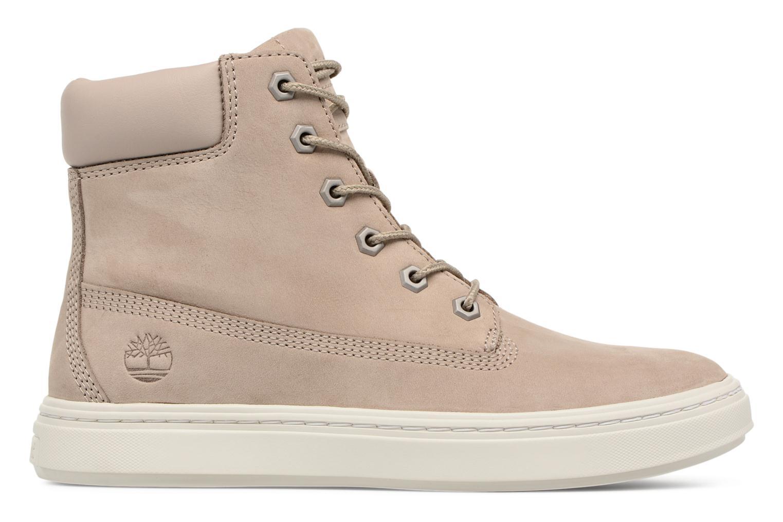 Sneaker Timberland Londyn 6 Inch beige ansicht von hinten