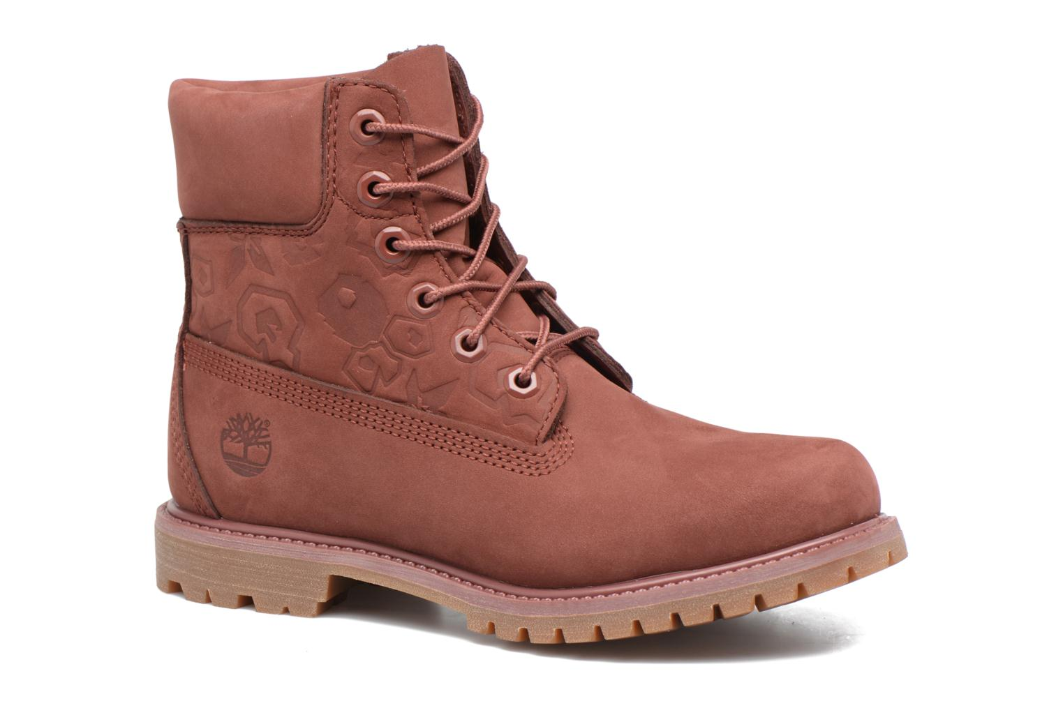 Timberland 6in Premium Boot - W Rose