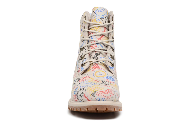 Stiefeletten & Boots Timberland 6in Premium Boot - W mehrfarbig schuhe getragen