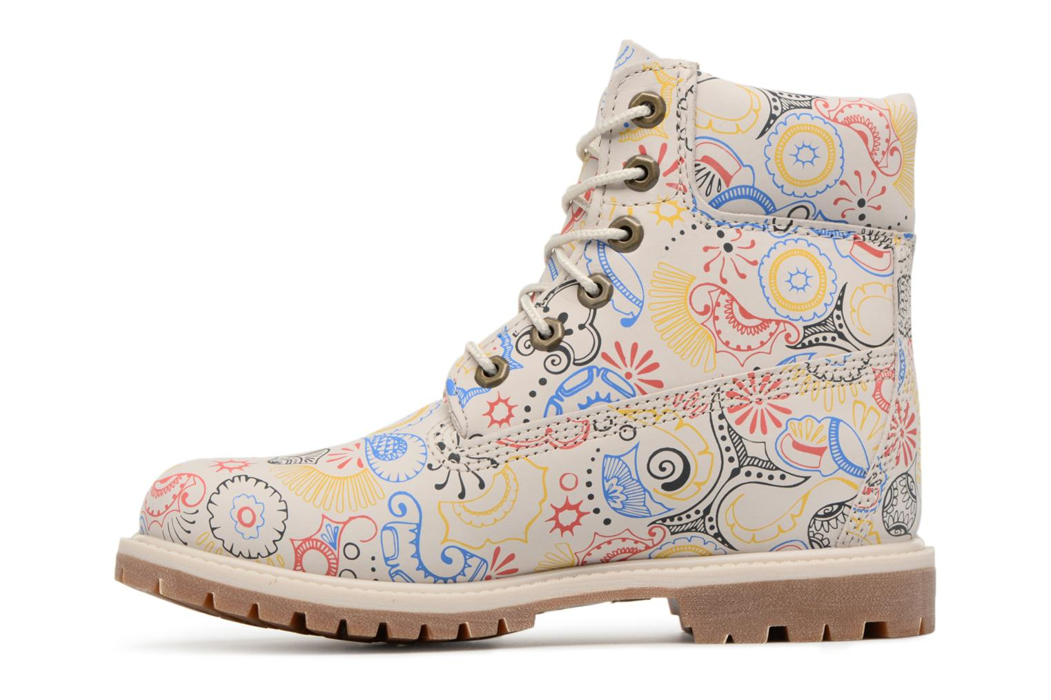Bottines et boots Timberland 6in Premium Boot - W Multicolore vue face