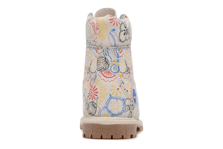 Bottines et boots Timberland 6in Premium Boot - W Multicolore vue droite