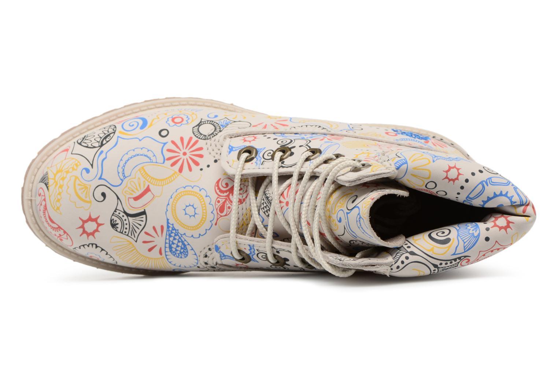 Bottines et boots Timberland 6in Premium Boot - W Multicolore vue gauche