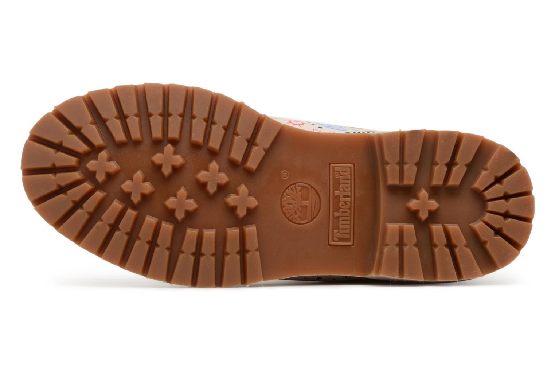 Bottines et boots Timberland 6in Premium Boot - W Multicolore vue haut