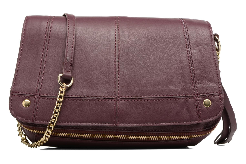 Sacs à main Pieces Jase Leather Crossbody Bordeaux vue détail/paire