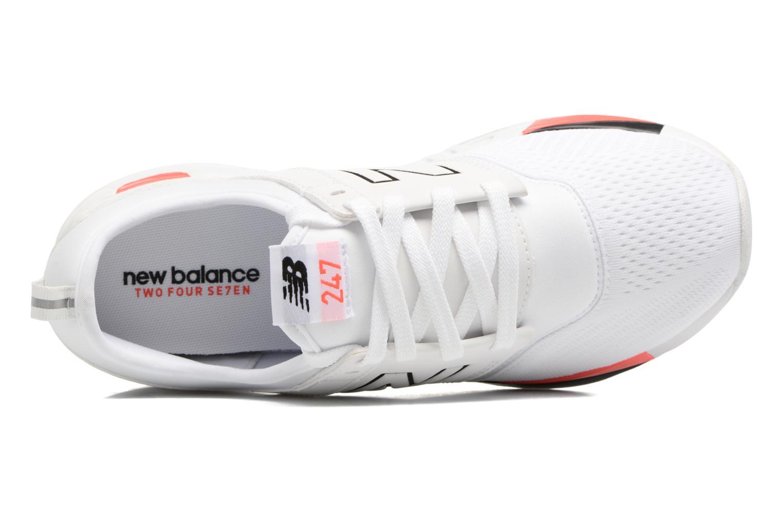 Baskets New Balance KL247 Blanc vue gauche